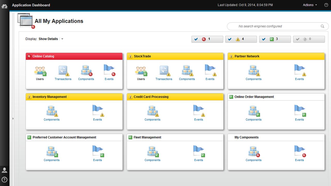 IBM Cloud Application Performance Management Demo -