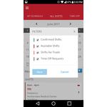 Shiftboard Mobile Apps Screenshot