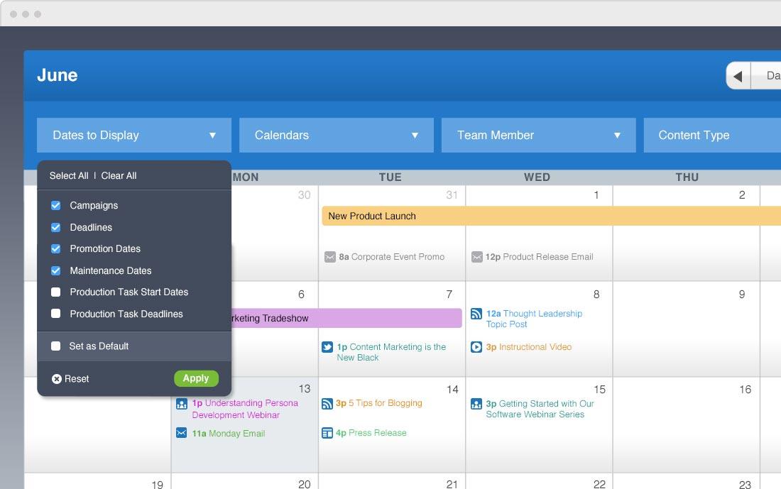 DivvyHQ Demo - The DivvyHQ Calendar