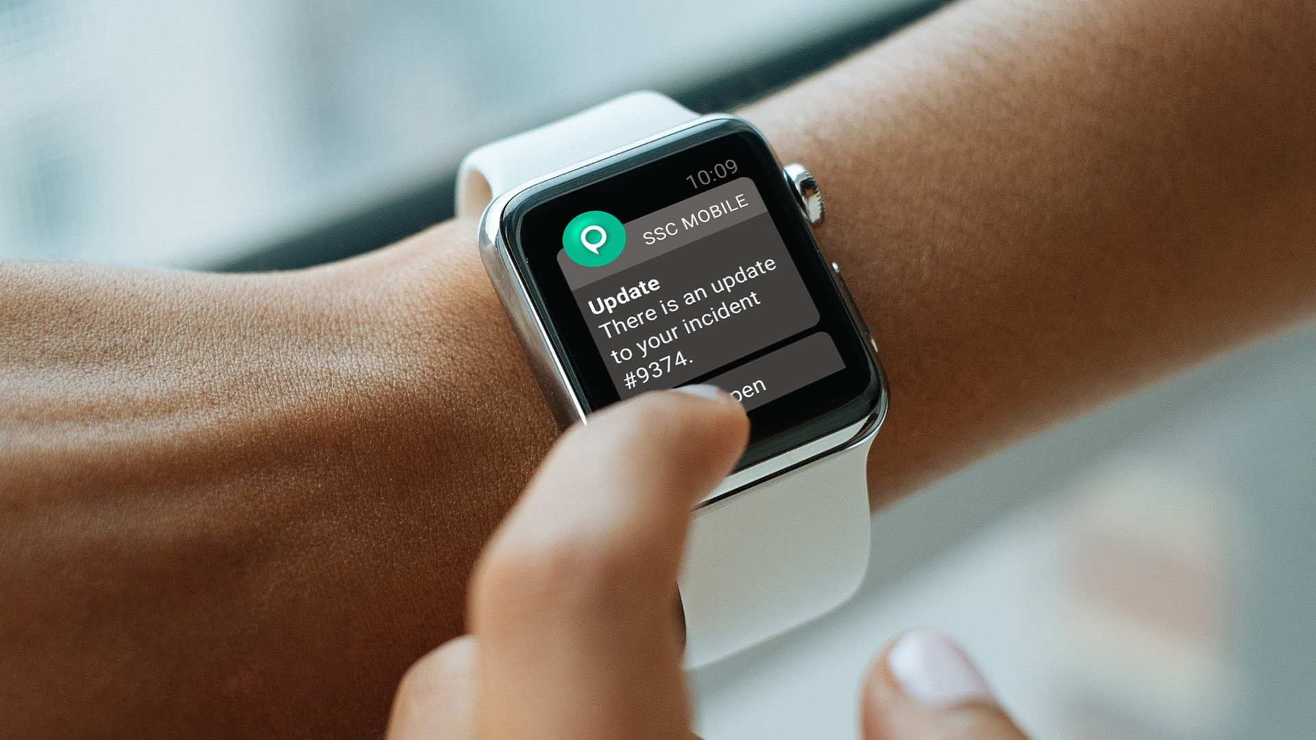 PhaseWare Demo - Apple Watch Notification
