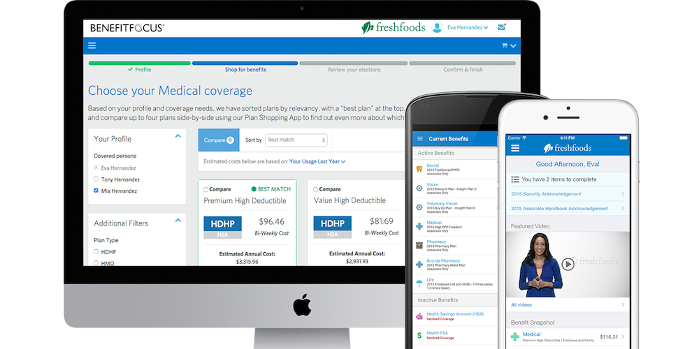 Benefitfocus Demo - Benefitfocus Marketplace