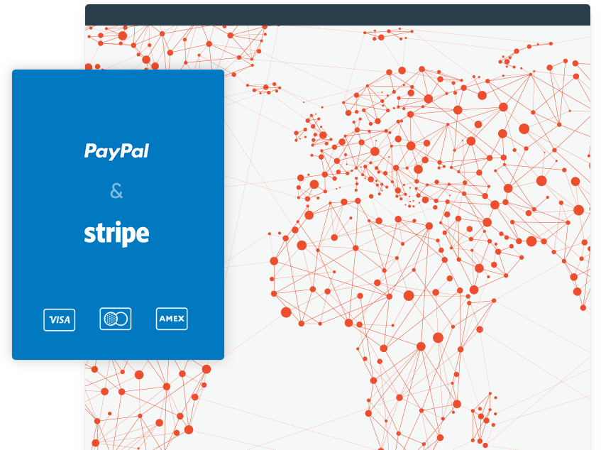 Sharetribe Demo - Integrated global payment systems (Stripe & PayPal)