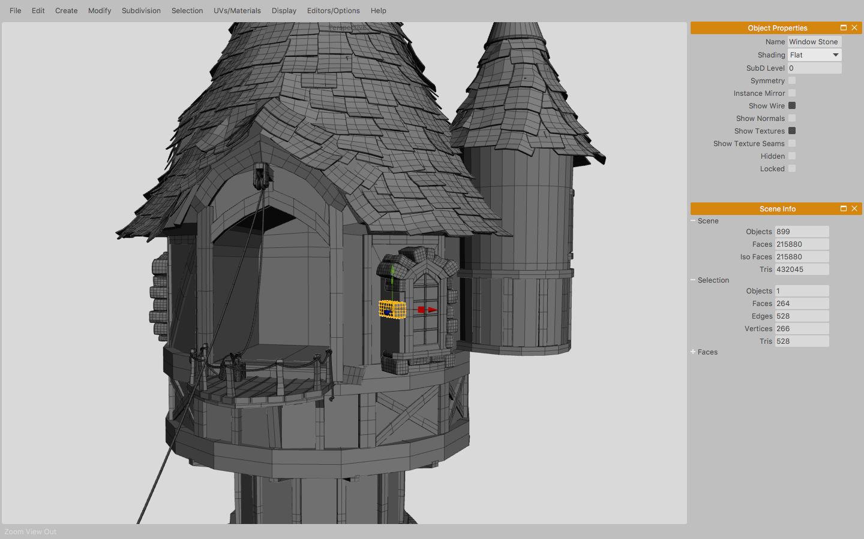 Silo Demo - Silo 2.x Screenshot