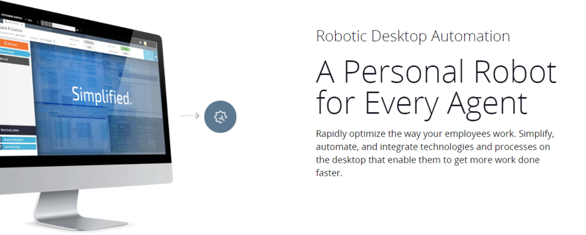 Pega Customer Engagement Suite Demo - A Personal Robot for Every Agent