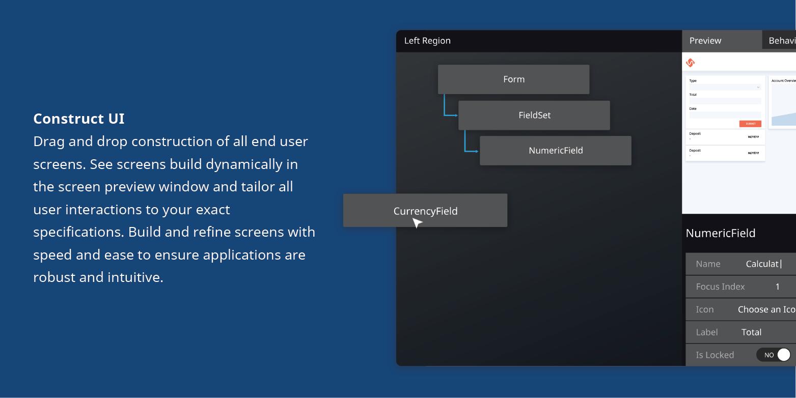 Graphite GTC Demo - Build UI