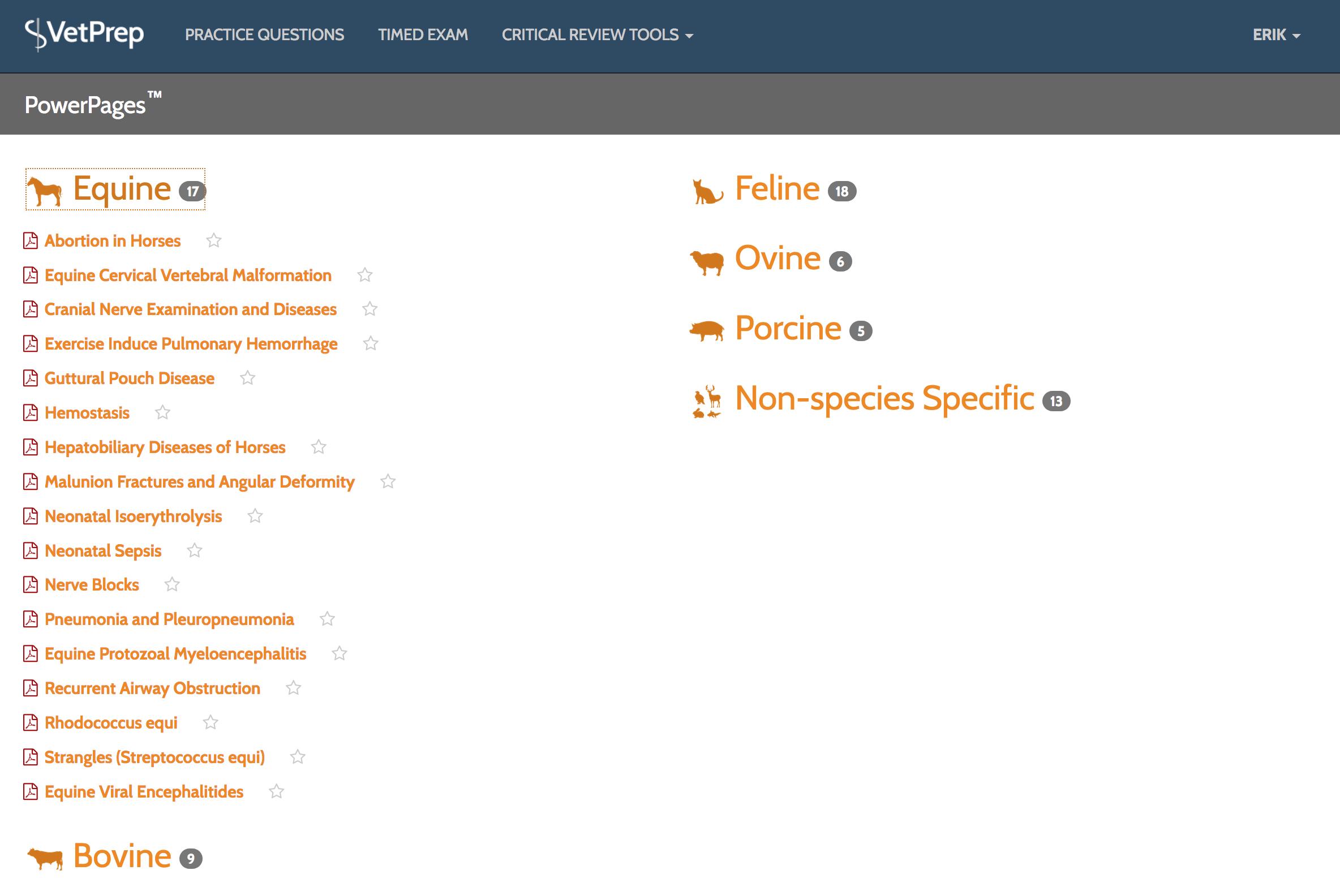 VetPrep Demo - PowerPages