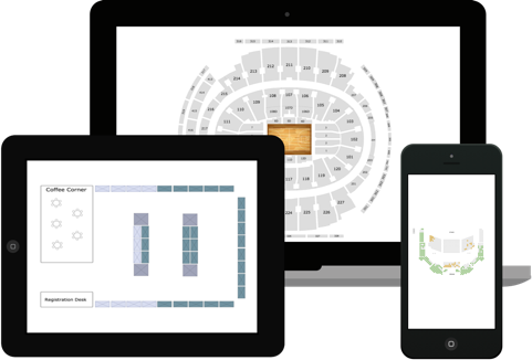 Big Tickets Demo - Reserved Seating