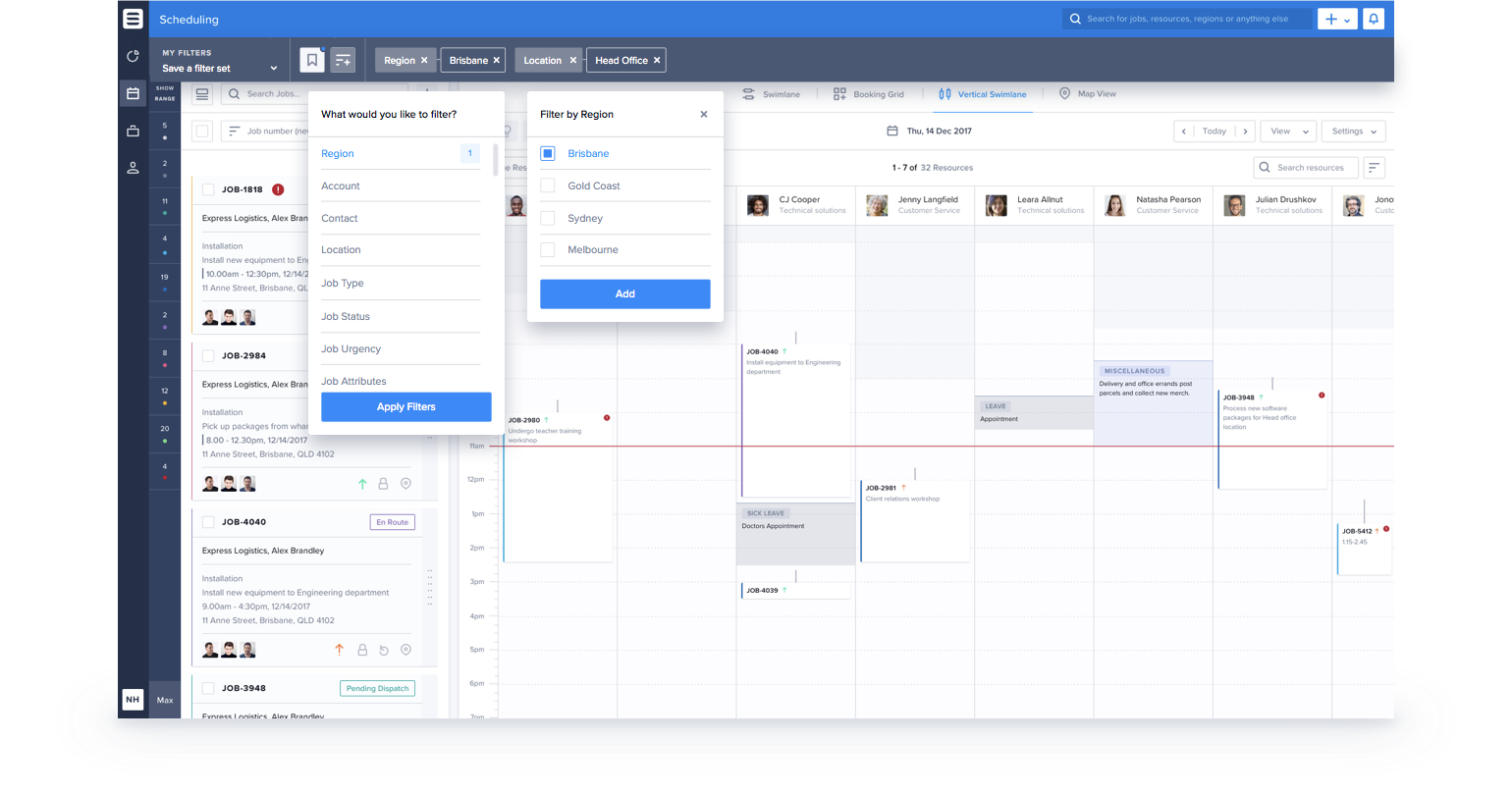 Skedulo Demo - Manage All Your Mobile Workers in One Place
