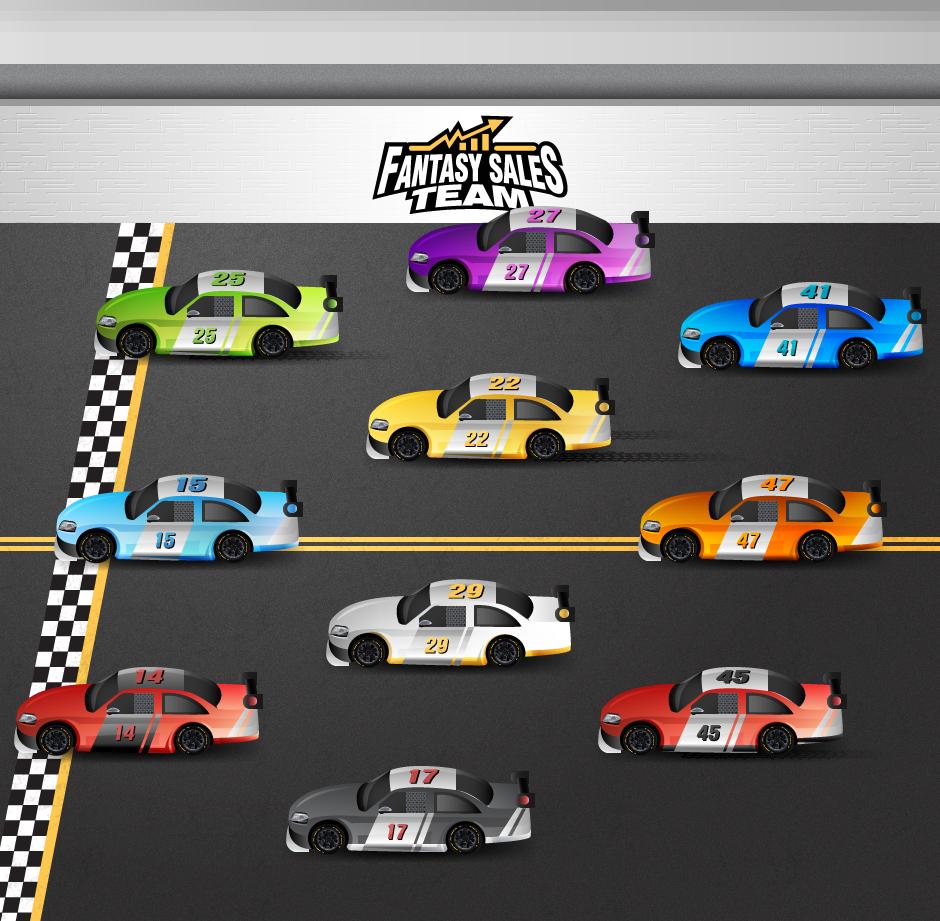 Microsoft Dynamics 365 - Gamification Demo - Racing Template