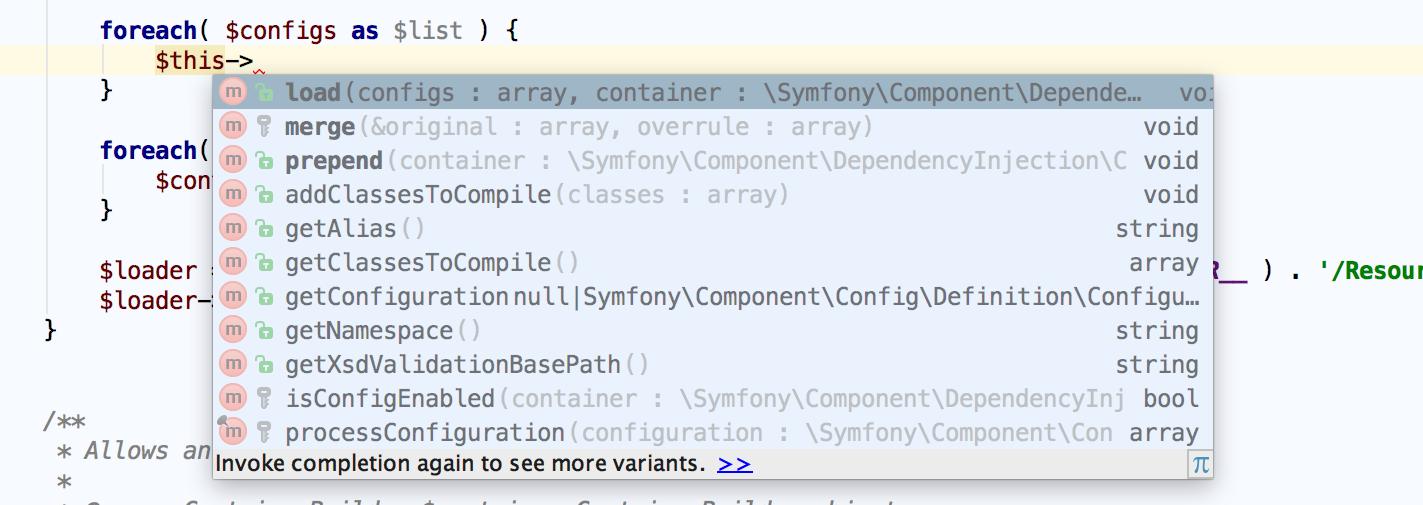 PhpStorm Demo - Smart PHP code editor