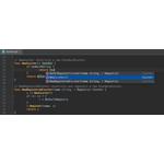 GoLand Demo - Smart Compeletion