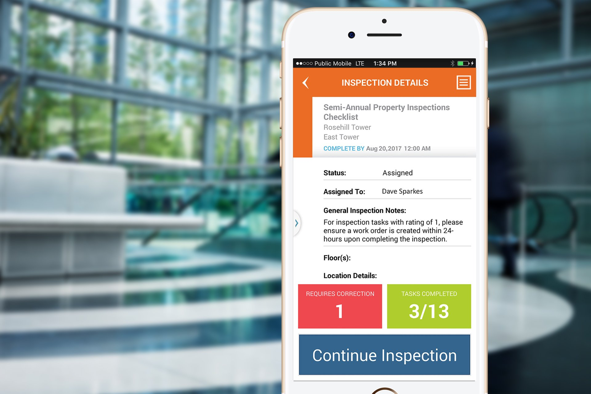 Angus AnyWhere Demo - Mobilized Inspections