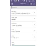 Zola Suite Mobile Apps Screenshot