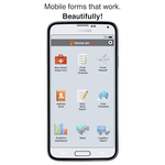 Forms on Fire Mobile Apps Screenshot