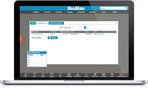 ResMan Demo - ResMan-LeadManagement-Mackbook.png