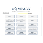 COMPASS® Quality Management System Demo - Just-in-Time Performance Improvement Training