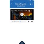 eFront Mobile Apps Screenshot