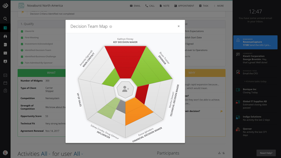 Membrain Demo - Sales Coaching.