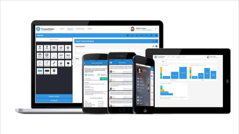 ProcessMaker Demo - Cross-platform Responsive Forms