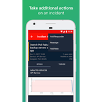 PagerDuty Mobile Apps Screenshot