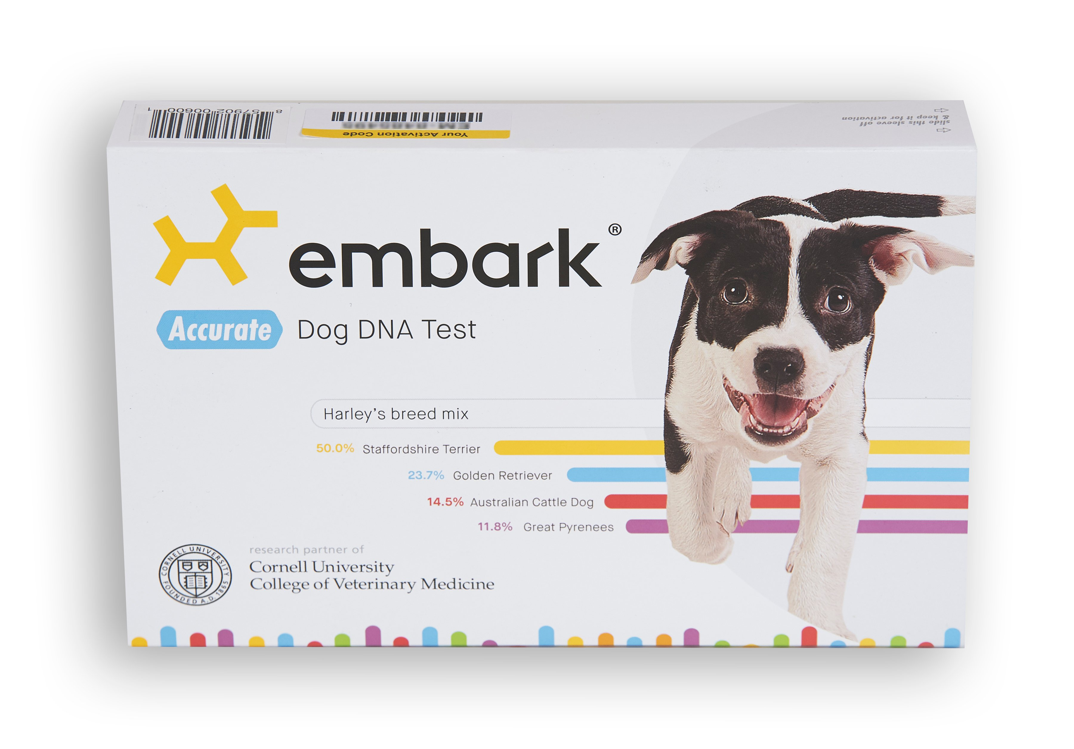 BERK Labs Demo - Embark Veterinary Packaging