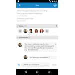 Brightidea Mobile Apps Screenshot
