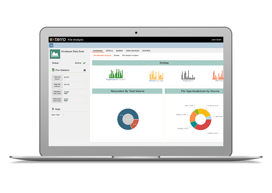 Exterro Demo - FA-Intuitive-Dashboards.png