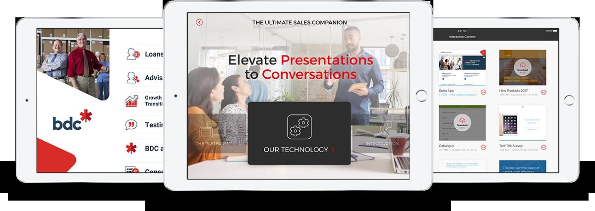 Beehivr Technology Demo - Beehivr Mobile Sales Enablement Platform