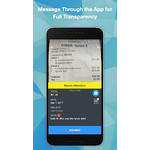Fetch - Expense Management Mobile Apps Screenshot
