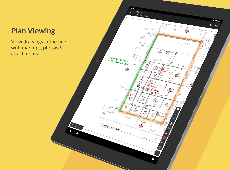 Fieldwire Demo - Plan Viewing