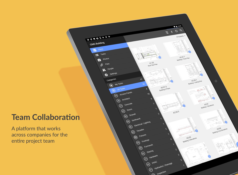 Fieldwire Demo - Team Collaboration