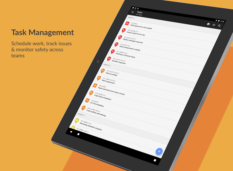 Fieldwire Demo - Task Management