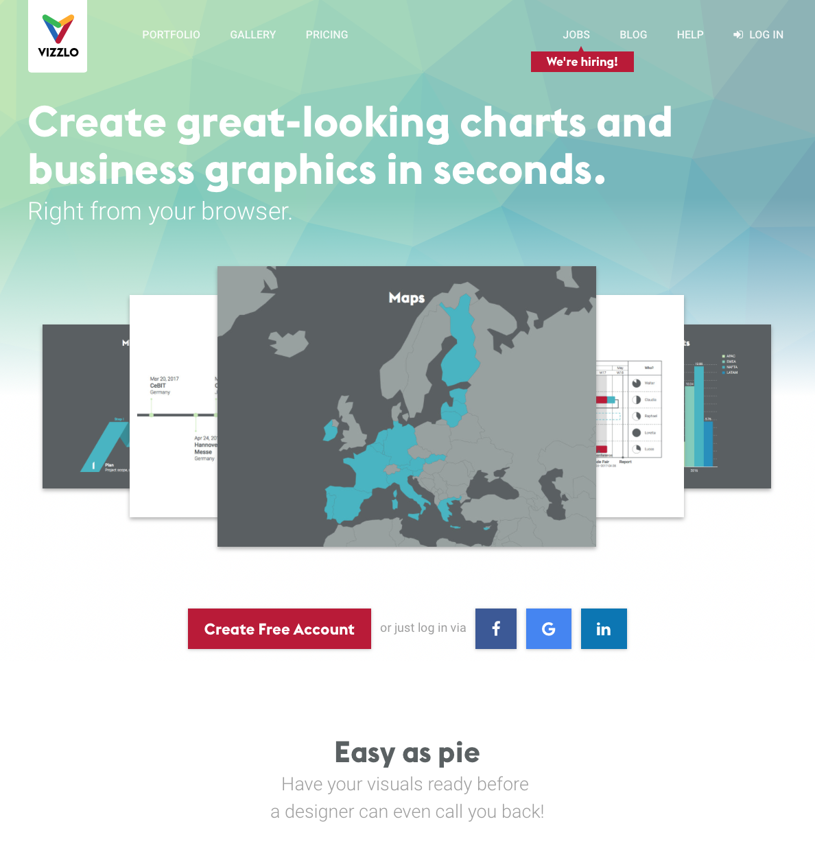 Vizzlo Demo - Vizzlo+Landing+Page.png