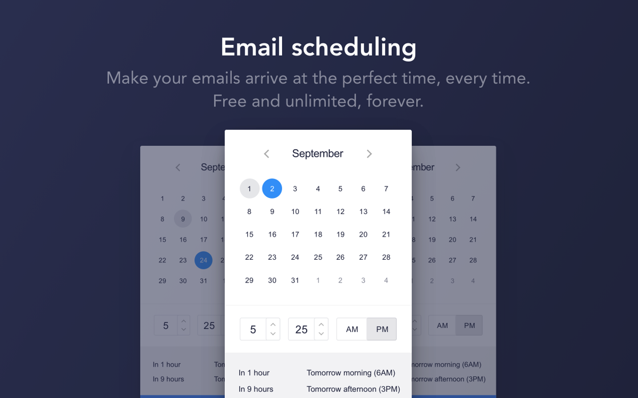 MailTag.io Demo - Instantly Schedule Your Emails