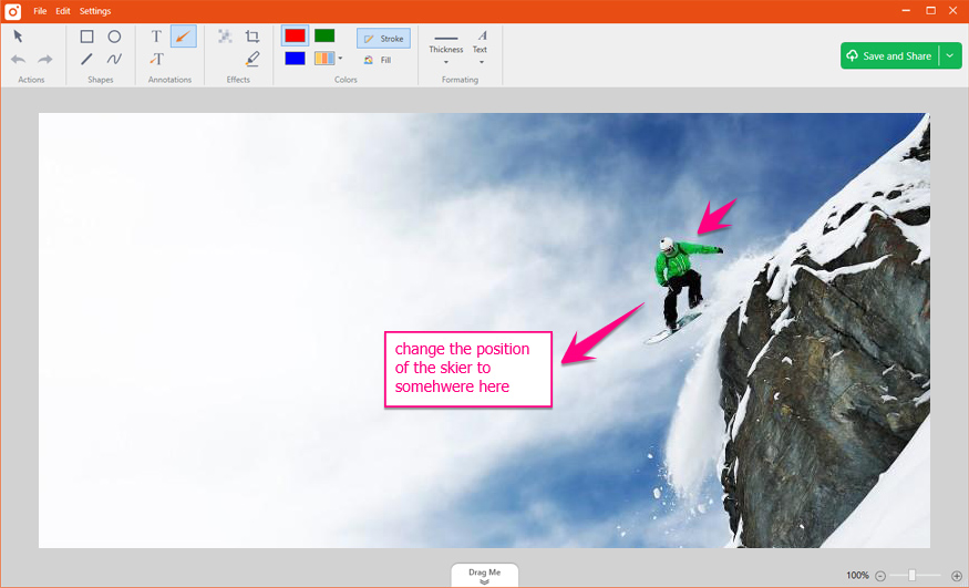 TinyTake Demo - Capture & Annotate Images