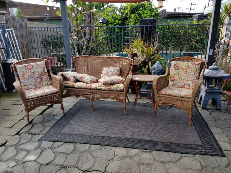 MaxSold Estate Sales and Downsizing Demo - To Patio Sets