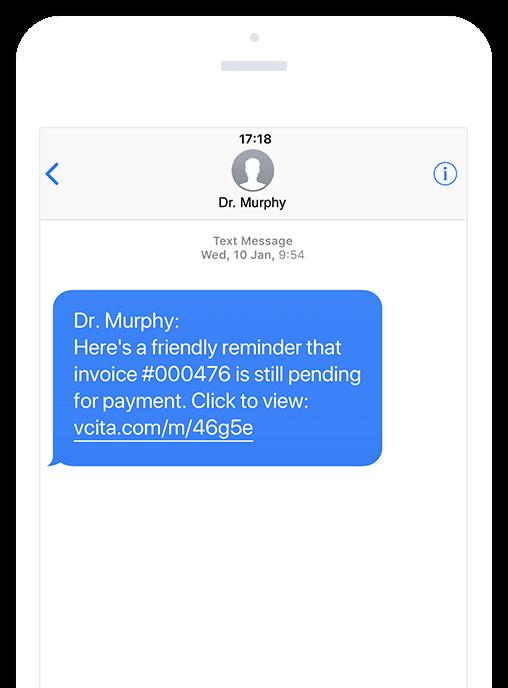 vCita Demo - Send reminders and reduce no-shows