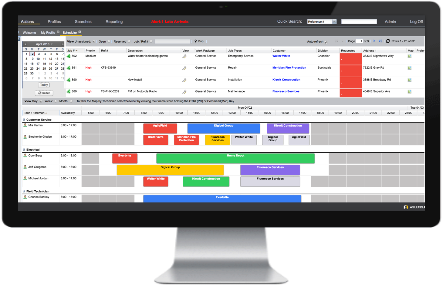 AgileField Demo - AF_CT_SchedulerDesktop.png