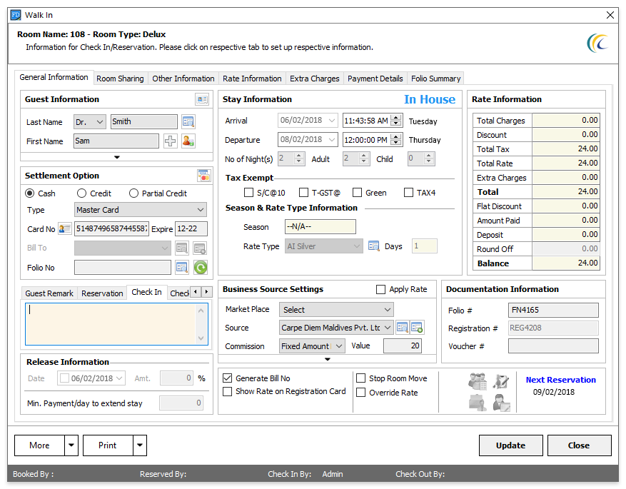 eZee FrontDesk Hotel PMS Demo - guest_check_in.png