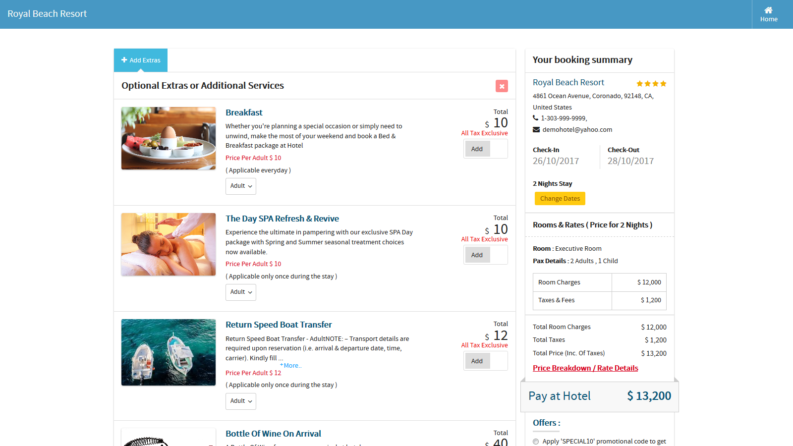 eZee Reservation Demo - Booking-Engine-extra-services.png