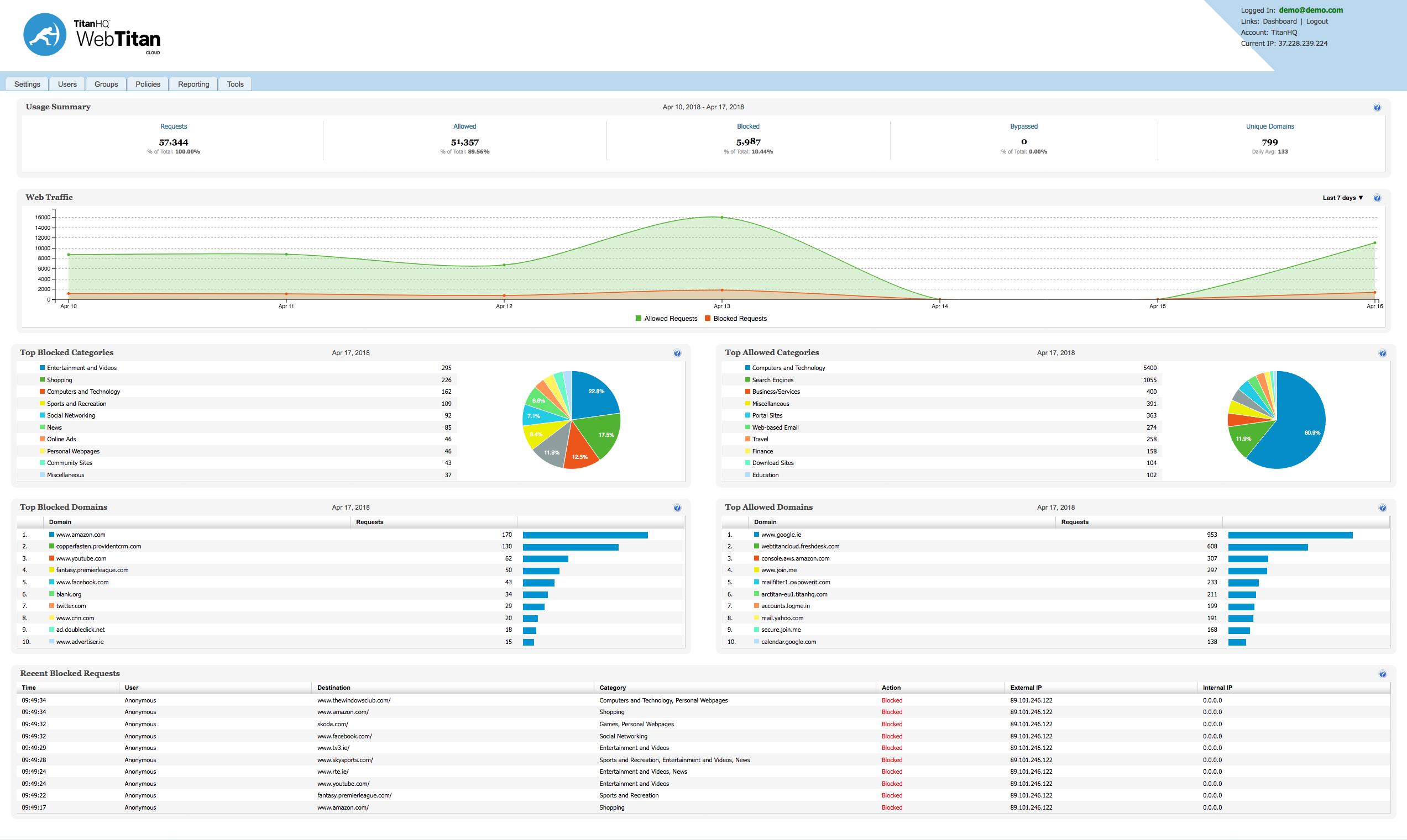 TitanHQ WebTitan Cloud Demo - WT1-Homepage.png