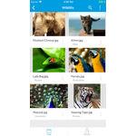 WoodWing Elvis DAM Mobile Apps Screenshot