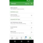 Grasshopper Mobile Apps Screenshot