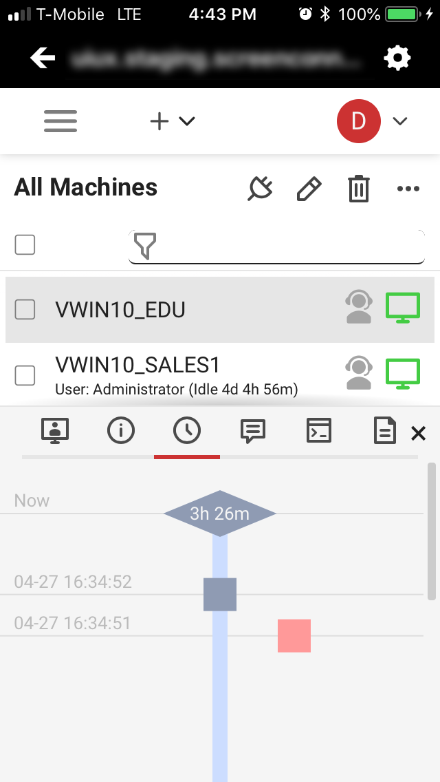 ConnectWise Control Demo - Mobile Support