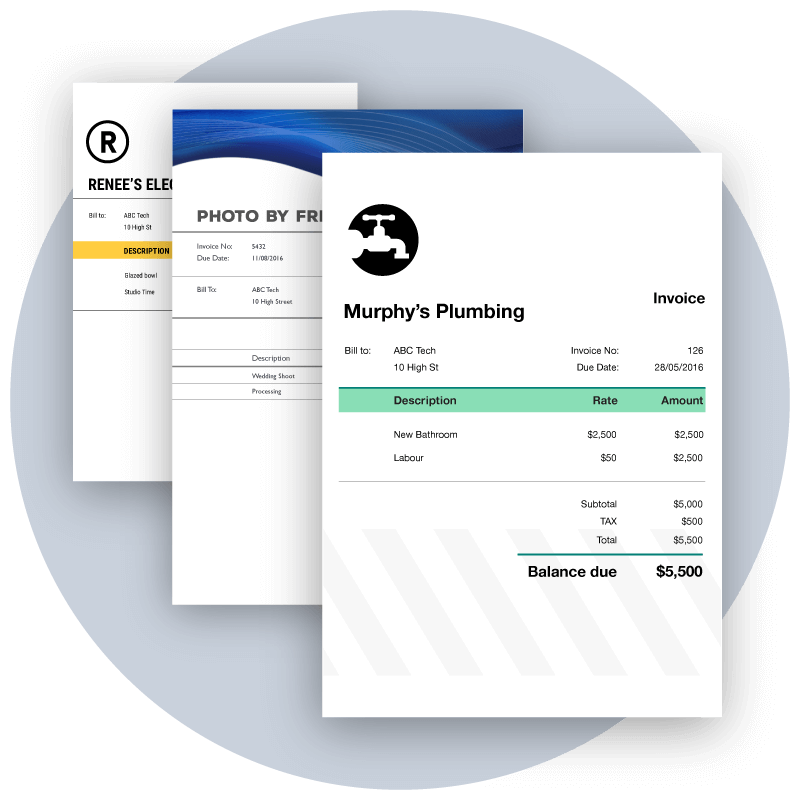 Invoice2go Reviews 2019: Details, Pricing, & Features   G2