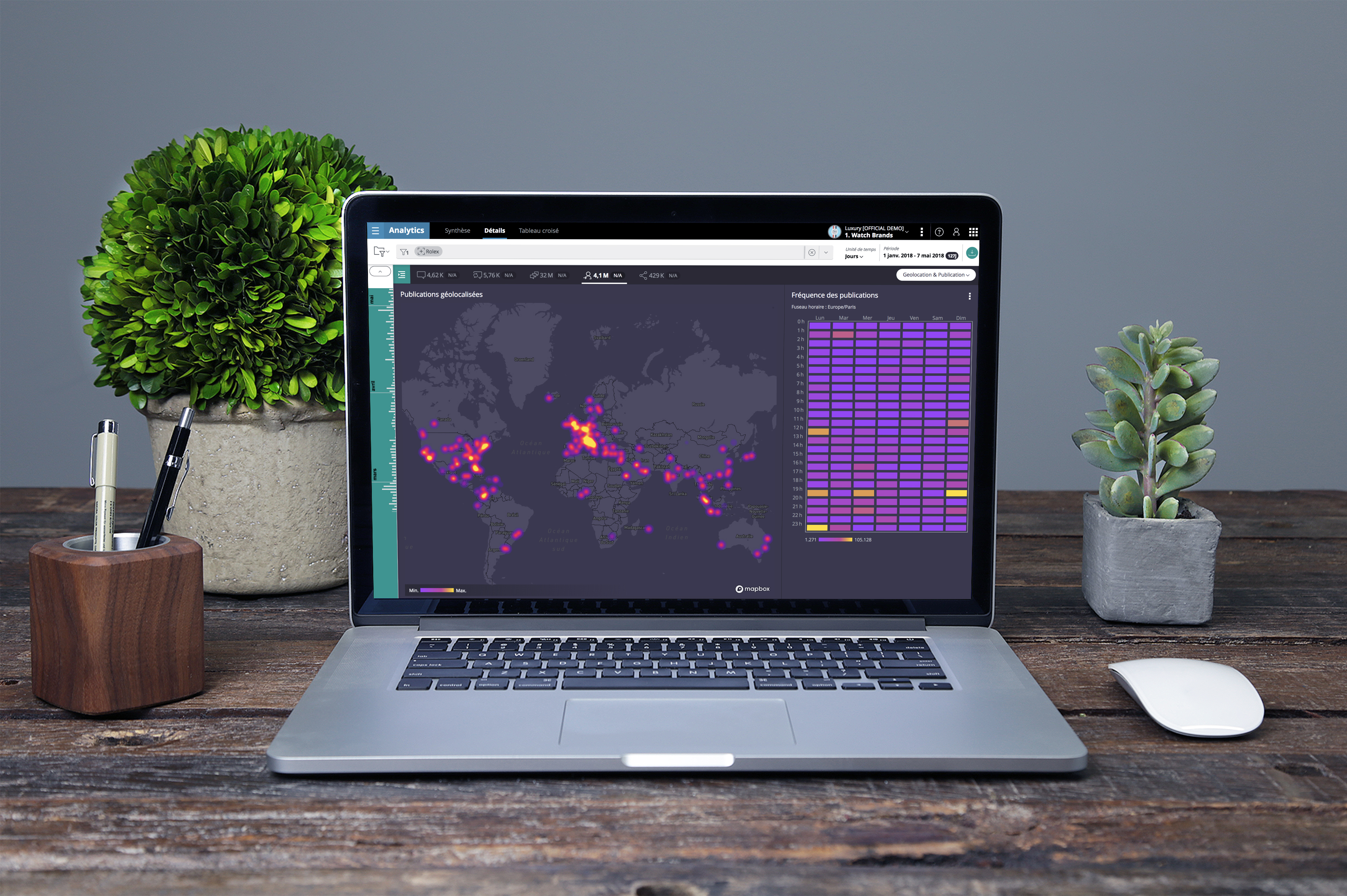 Radarly Demo - Radarly - geofencing