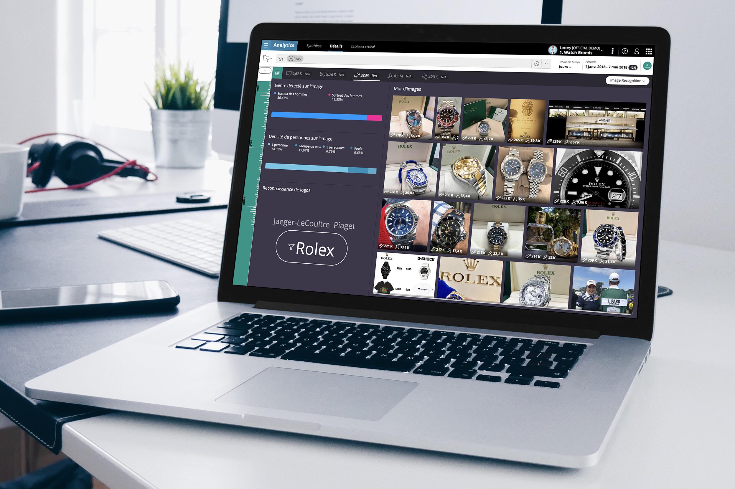 Radarly Demo - Radarly - image recognition
