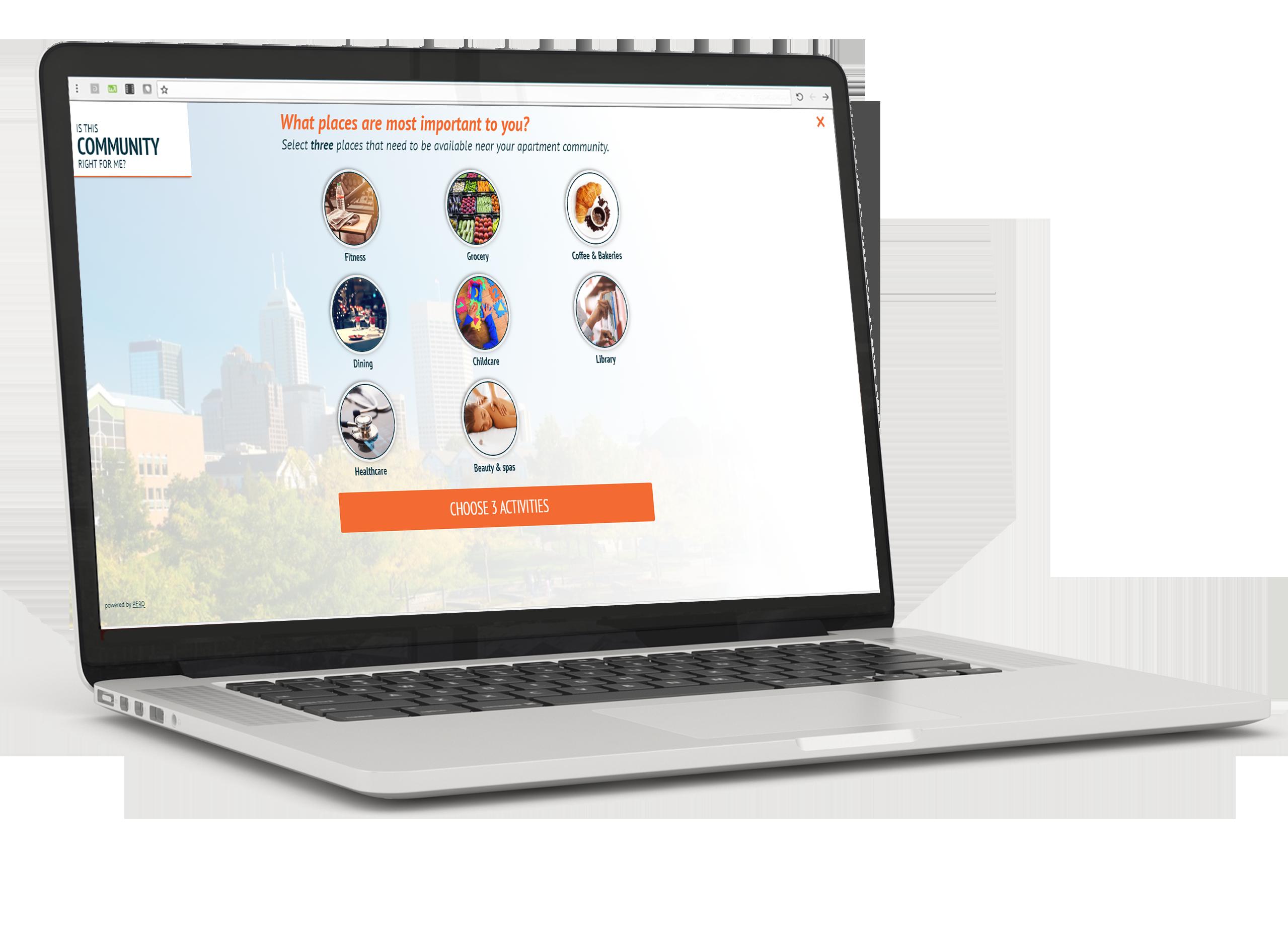 PERQ Demo - PERQ's Community Fit Assessment for Multifamily