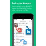 FullContact APIs Mobile Apps Screenshot