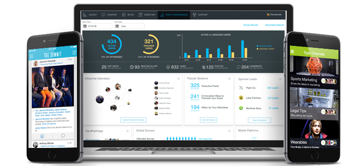 DoubleDutch Demo - Real-Time Event Analytics